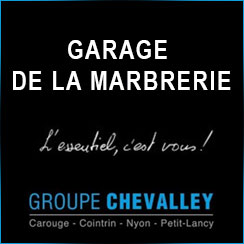 Garage de la Marbrerie - Groupe Chevalley